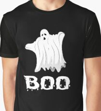 Halloween Ghost - 4 Graphic T-Shirt