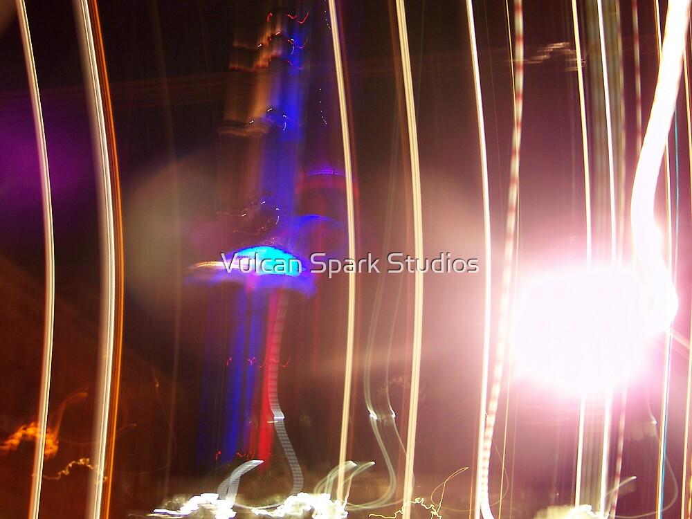 Toronto Blur by Vulcan Spark Studios