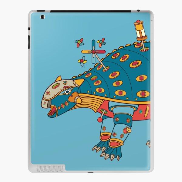 Dinosaur, from the AlphaPod collection iPad Skin