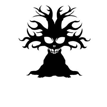Meyers Creek Haunted Woods Official T-Shirt by meyerscreek