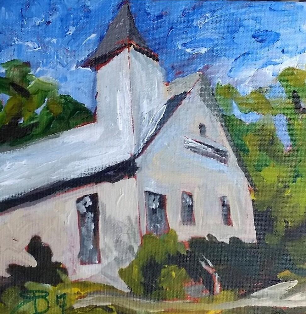 Rural TN Churches Series No 09 by Robyn Barber
