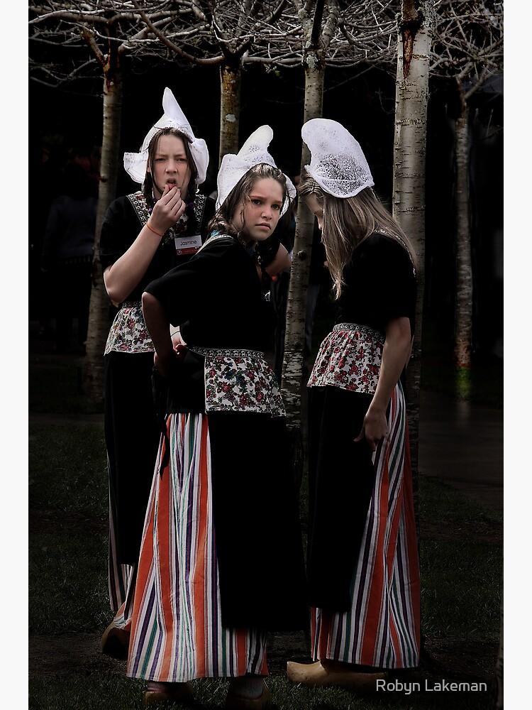 Three dutch girls by Rivergirl