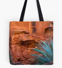Ancient Cycads of Outback Australia Tote Bag