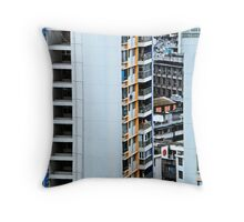 Room with a view ... 8 Throw Pillow