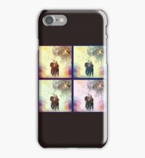 SwanThief Family iPhone Case/Skin