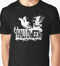 Halloween Scene - 2 Graphic T-Shirt