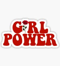 GIRL POWER - Style 8 Sticker