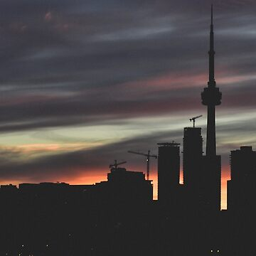Urban Silhouettes by anthonyxbailey