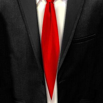 Blood Tie, Black Suit by Lord-Mothman