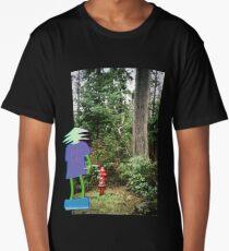NO WAY Long T-Shirt