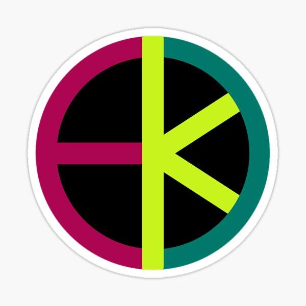 EKOAMAZON Tricolor Sticker