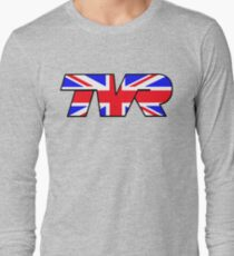 TVR Logo Union Jack Long Sleeve T-Shirt