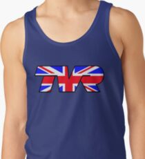 TVR Logo Union Jack Tank Top