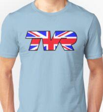TVR Logo Union Jack Unisex T-Shirt