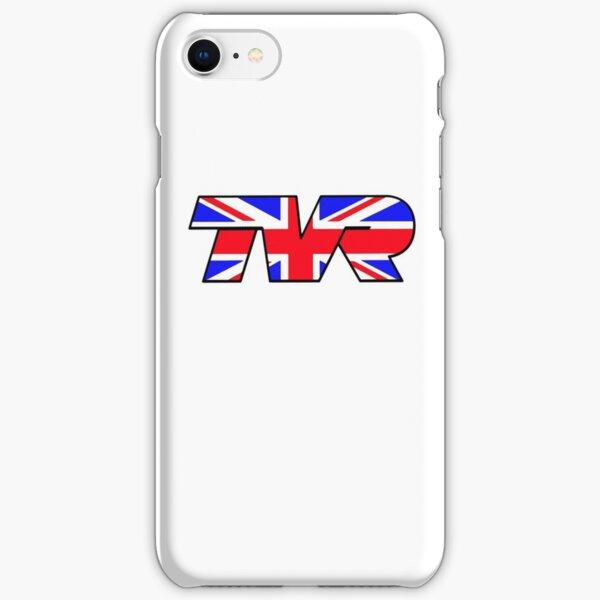 TVR Logo Union Jack iPhone Snap Case