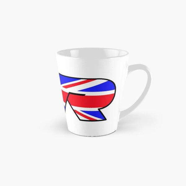 TVR Logo Union Jack Tall Mug