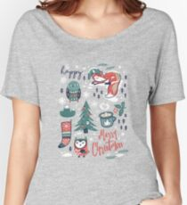 Christmas wishes Women's Relaxed Fit T-Shirt