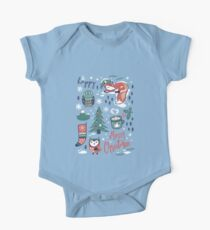 Christmas wishes One Piece - Short Sleeve