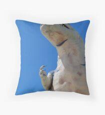 Tyrannosauroidea Throw Pillow