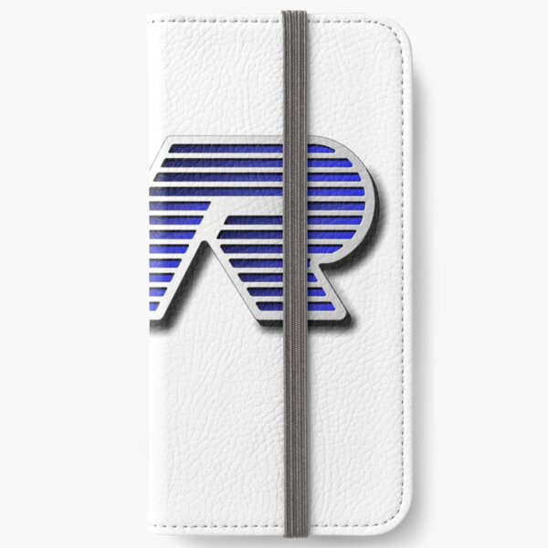 TVR Logo Colorful iPhone Wallet