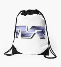 TVR Logo Colorful Drawstring Bag