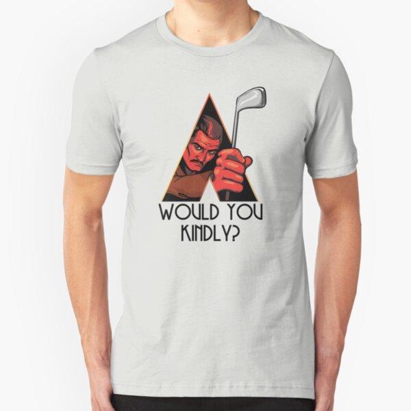 A Kindly Clockwork Slim Fit T-Shirt