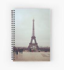 Jenseits des Eiffelturms Spiralblock