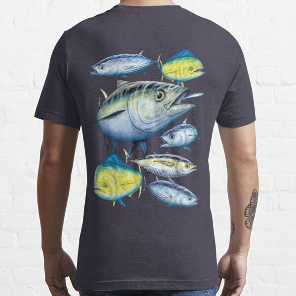 Tuna and Mahi Mahi Essential T-Shirt