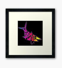 Tripping On Your Love Framed Print