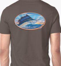 Sailfish Sunrise Unisex T-Shirt