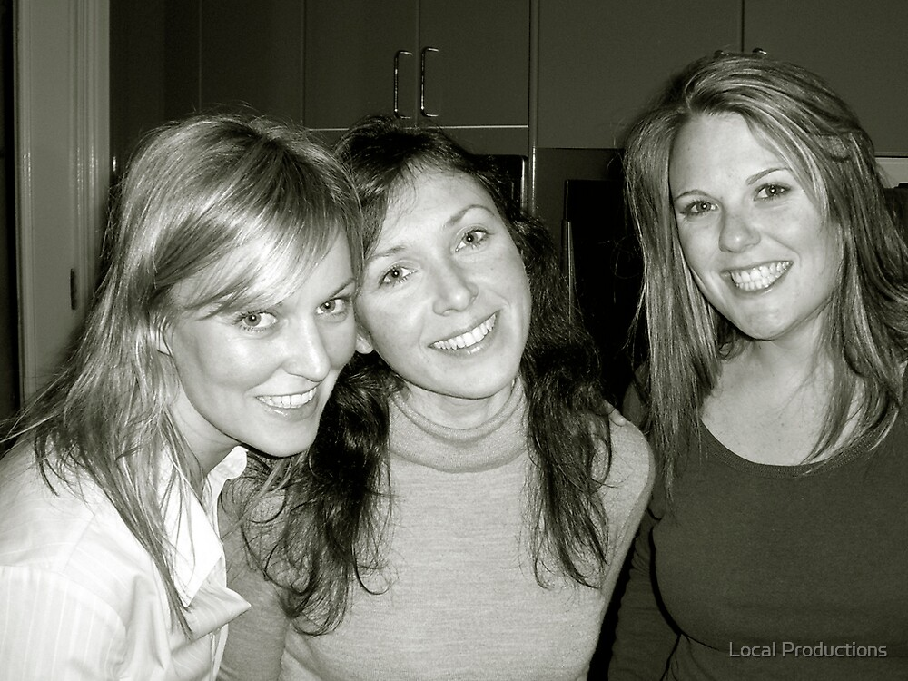 Lisa, Ramona & Kristen by Local Productions