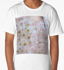 She's a Dreamer, a Doer, a Thinker Long T-Shirt