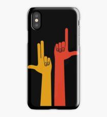 Showdown iPhone Case/Skin