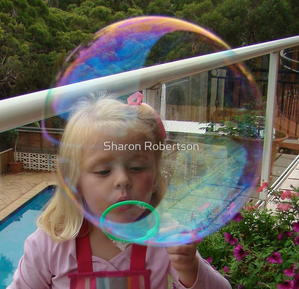 Bubble!!! by Sharon Robertson