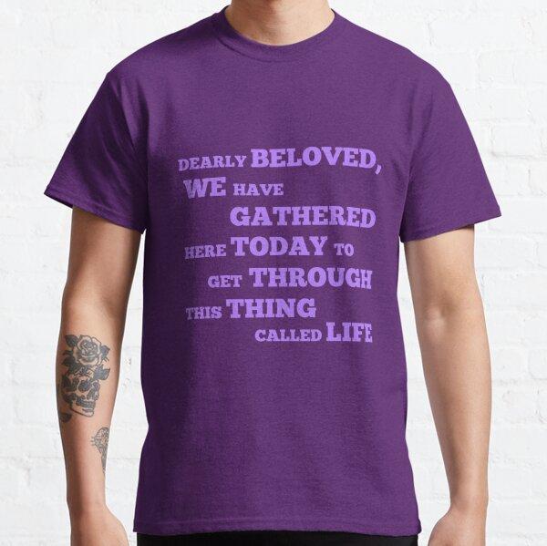 Let's Go Crazy Classic T-Shirt