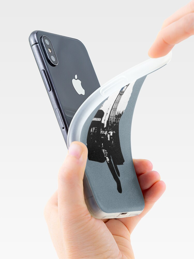 Alternative Ansicht von Sherlock iPhone-Hülle & Cover