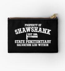 Shawshank State Penitentiary - Shawshank Redemption  Studio Pouch