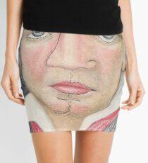 Ludwig van Beethoven Mini Skirt