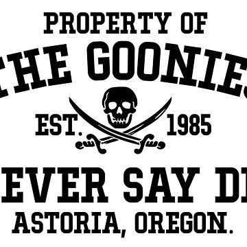 The Goonies by SparksGraphics