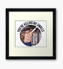 You're Killing Me Smalls - Sandlot Framed Print