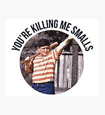 You're Killing Me Smalls - Sandlot Photographic Print