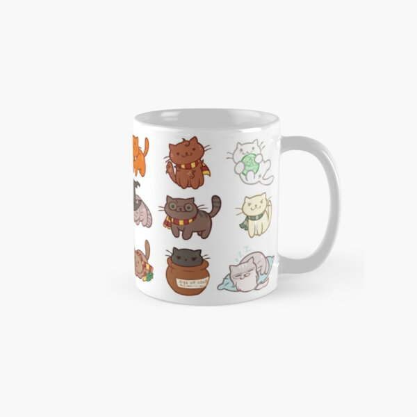 Hairy Pawtter Classic Mug