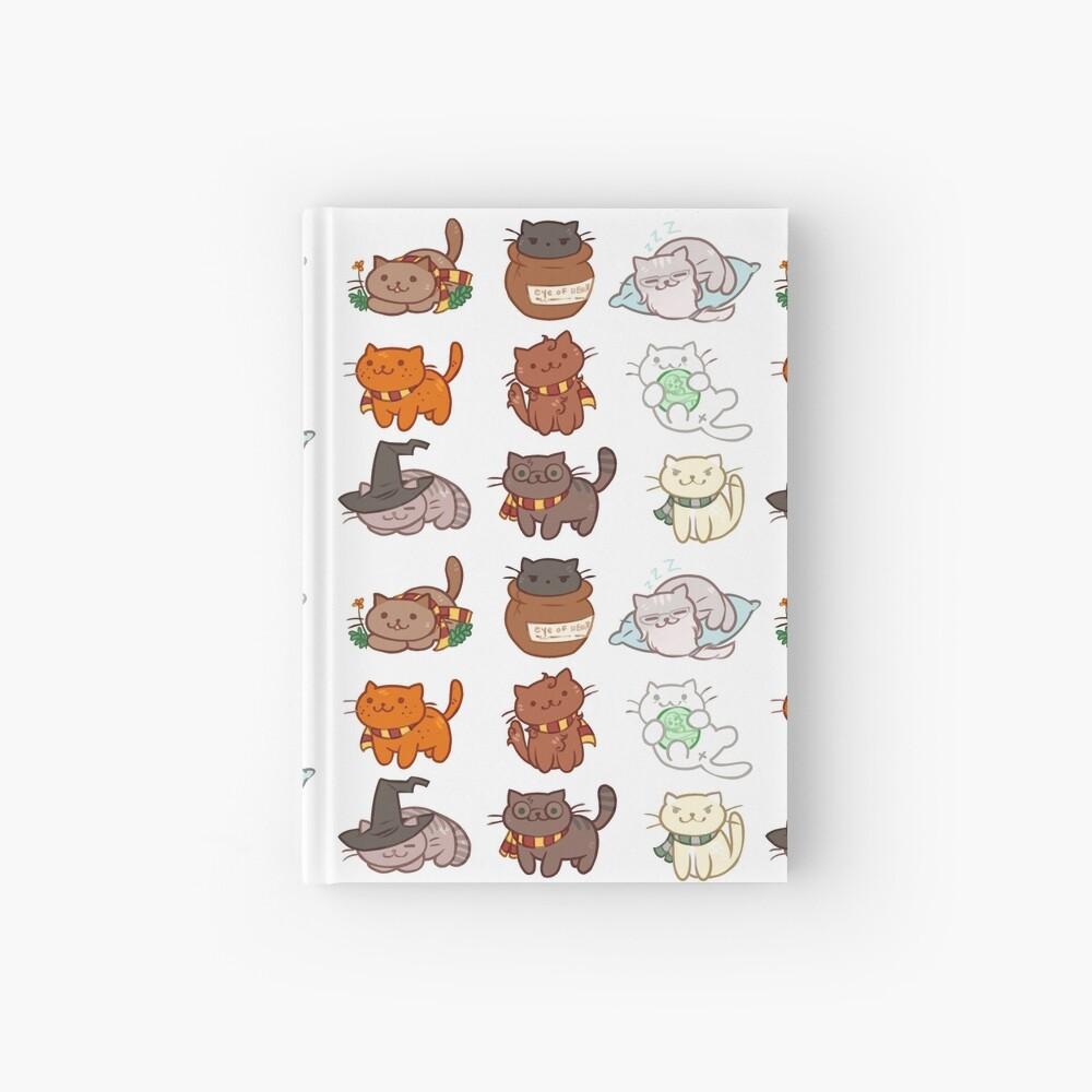 Hairy Pawtter Hardcover Journal