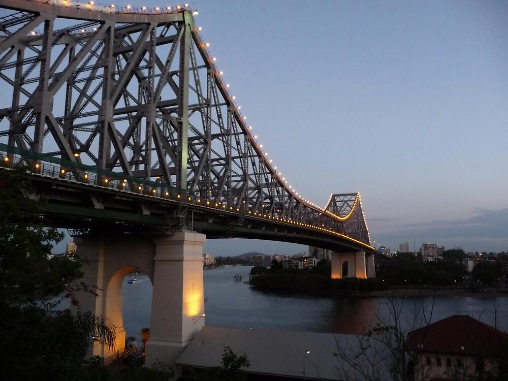 Storey Bridge by meegs13