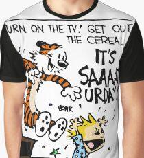 It Saturday Bro Graphic T-Shirt