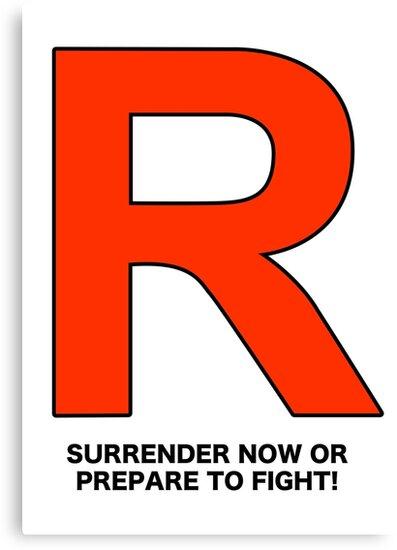 Team Rocket (Surrender Now or Prepare to Fight!) by SophisticatC x Studio Momo╰༼ ಠ益ಠ ༽