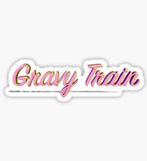 Gravy Train - HD Sticker