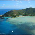 Hayman Island from Helicopter by VashR31