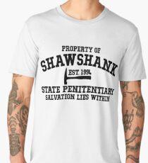 Shawshank State Penitentiary - Shawshank Redemption  Men's Premium T-Shirt