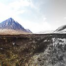 mighty bouachaille etive mor by NordicBlackbird